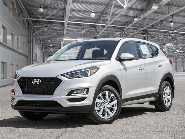 2020 Hyundai Tucson Preferred w/Sun & Leather Package (Stk: TN20003) in Woodstock - Image 1 of 23