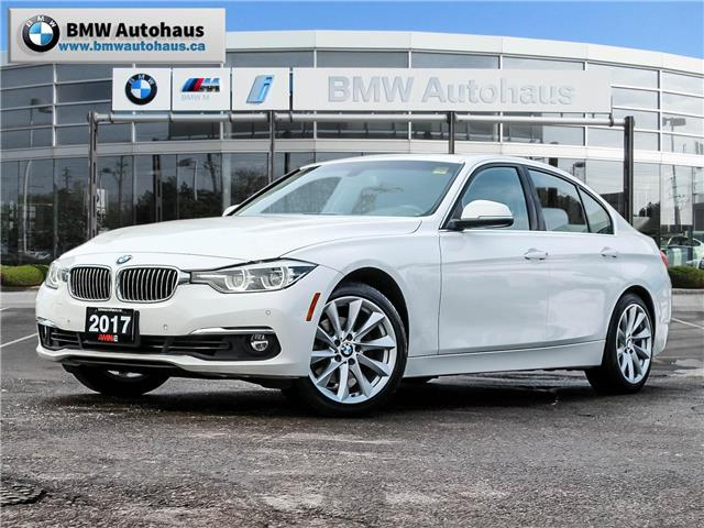 2017 BMW 330i xDrive (Stk: P10180) in Thornhill - Image 1 of 28