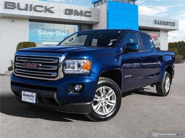 2019 GMC Canyon SLE (Stk: 21304B) in Vernon - Image 1 of 26