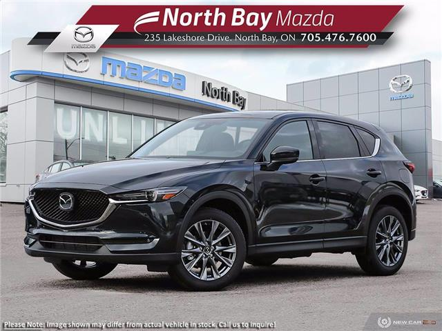 2021 Mazda CX-5 Signature (Stk: 21123) in North Bay - Image 1 of 23