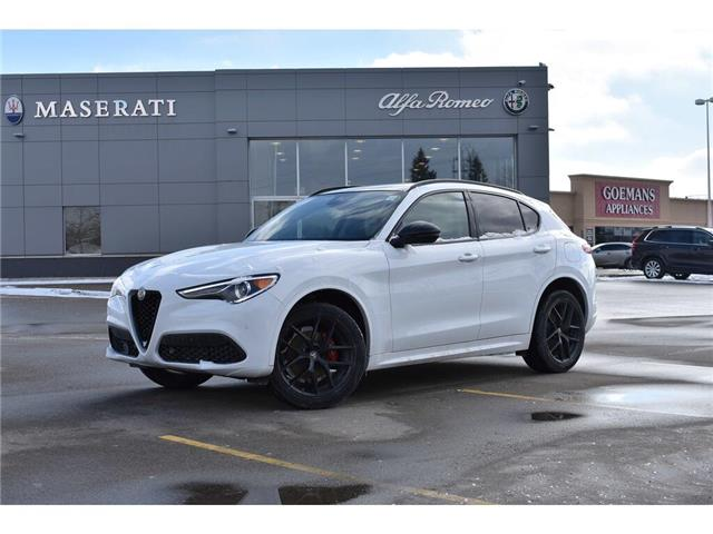 2021 Alfa Romeo Stelvio ti (Stk: 21007) in London - Image 1 of 22