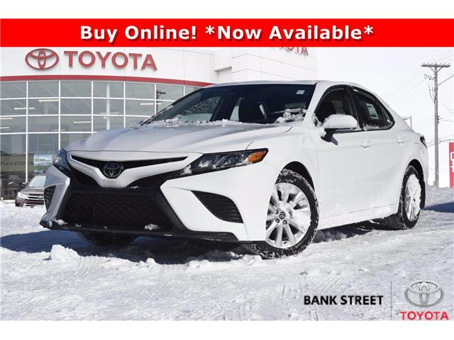 2020 Toyota Camry SE (Stk: 28404) in Ottawa - Image 1 of 23
