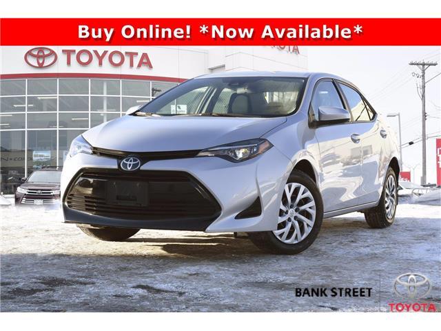 2019 Toyota Corolla LE (Stk: U3644) in Ottawa - Image 1 of 23