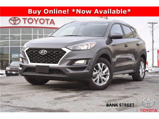 2020 Hyundai Tucson Preferred (Stk: U3629) in Ottawa - Image 1 of 25