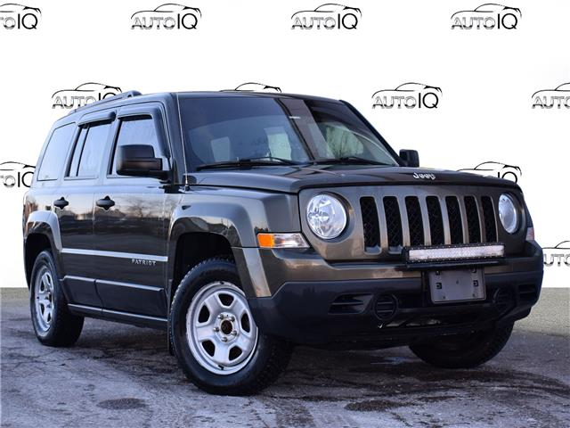 2016 Jeep Patriot Sport/North (Stk: 86904Z) in St. Thomas - Image 1 of 21