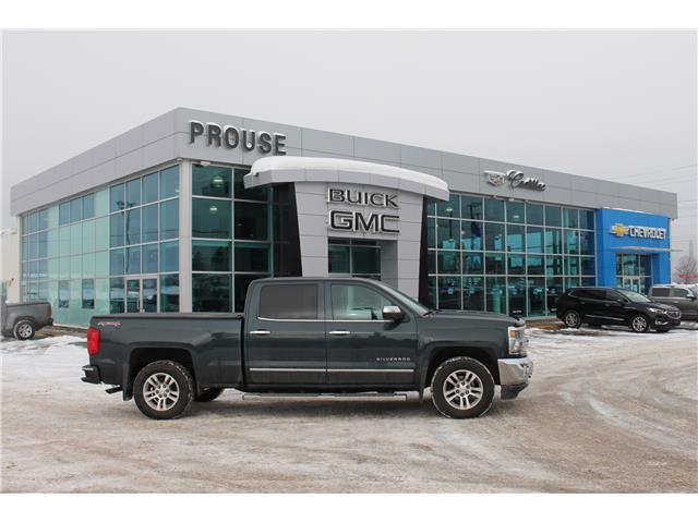 2017 Chevrolet Silverado 1500  (Stk: 8932-20A) in Sault Ste. Marie - Image 1 of 13