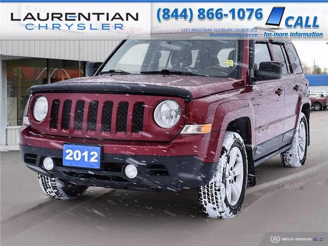 2012 Jeep Patriot Sport/North (Stk: BC0106A) in Sudbury - Image 1 of 24