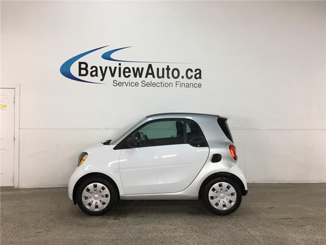 2016 Smart Fortwo Pure (Stk: 37196W) in Belleville - Image 1 of 25