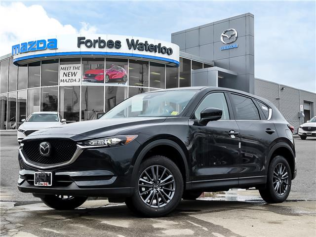 2021 Mazda CX-5 GS (Stk: M7223) in Waterloo - Image 1 of 14