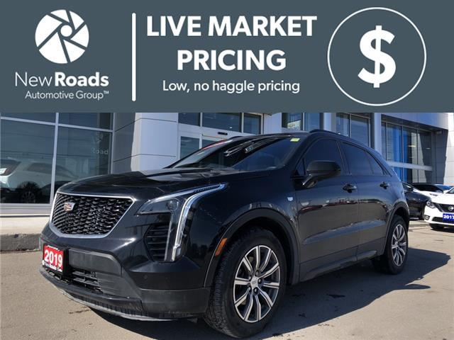 2019 Cadillac XT4 Sport (Stk: NR15192) in Newmarket - Image 1 of 22