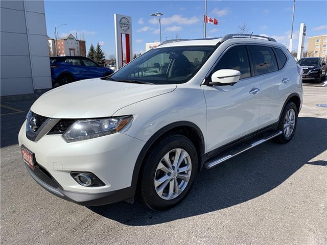 2016 Nissan Rogue SV (Stk: GC781054) in Bowmanville - Image 1 of 14