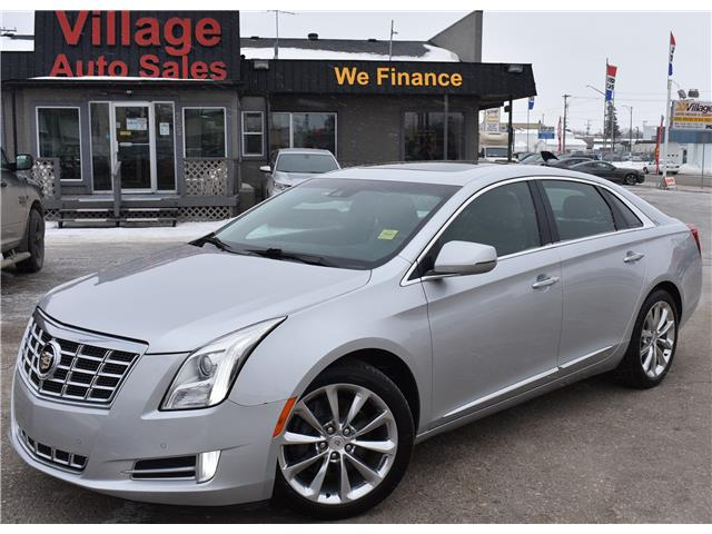2013 Cadillac XTS Luxury Collection (Stk: PV38089) in Saskatoon - Image 1 of 22