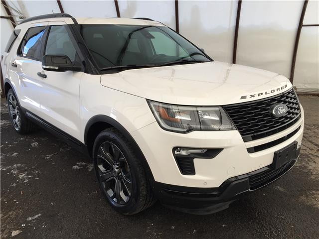 2018 Ford Explorer Sport (Stk: D8784A) in Ottawa - Image 1 of 30