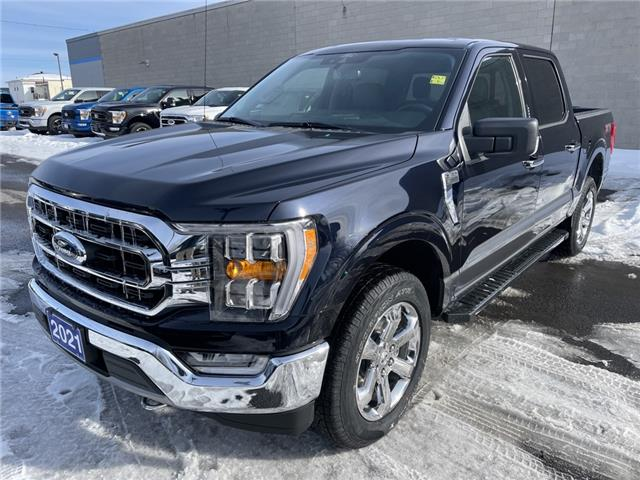 2021 Ford F-150 XLT (Stk: 21056) in Cornwall - Image 1 of 15