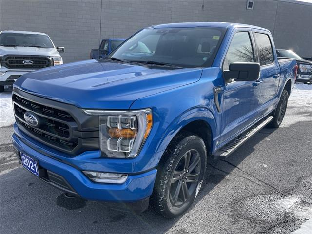 2021 Ford F-150 XLT (Stk: 21039) in Cornwall - Image 1 of 15