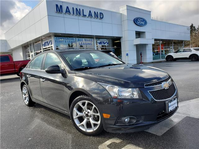 2014 Chevrolet Cruze 1LT (Stk: P5943AA) in Vancouver - Image 1 of 13