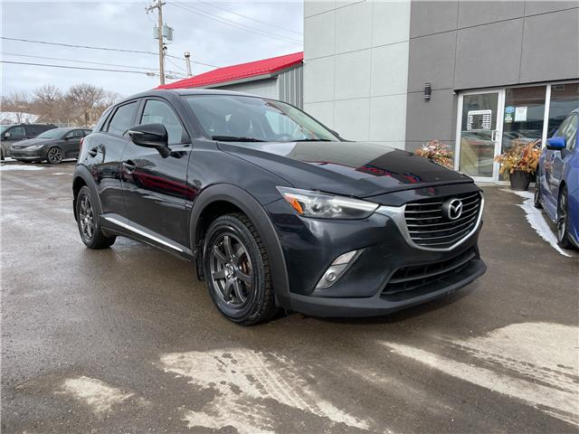 2017 Mazda CX-3 GT (Stk: 14818) in Regina - Image 1 of 20