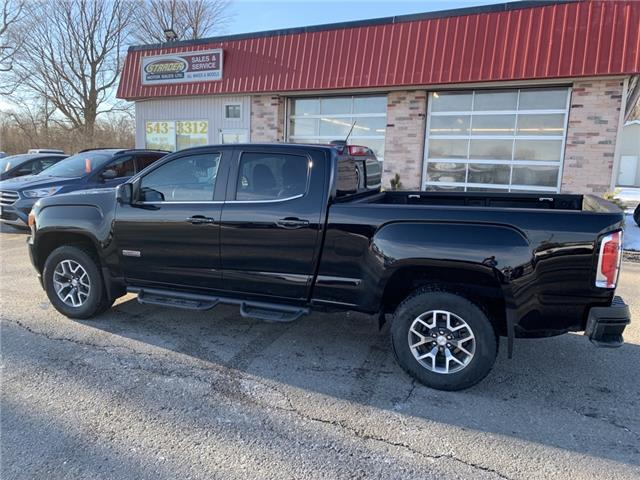 2019 GMC Canyon All Terrain w/Cloth (Stk: ) in Morrisburg - Image 1 of 20