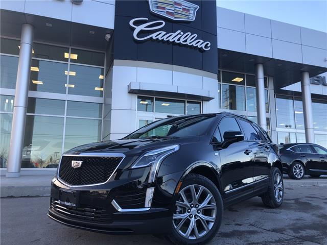 2021 Cadillac XT5 Sport (Stk: Z170670) in Newmarket - Image 1 of 24