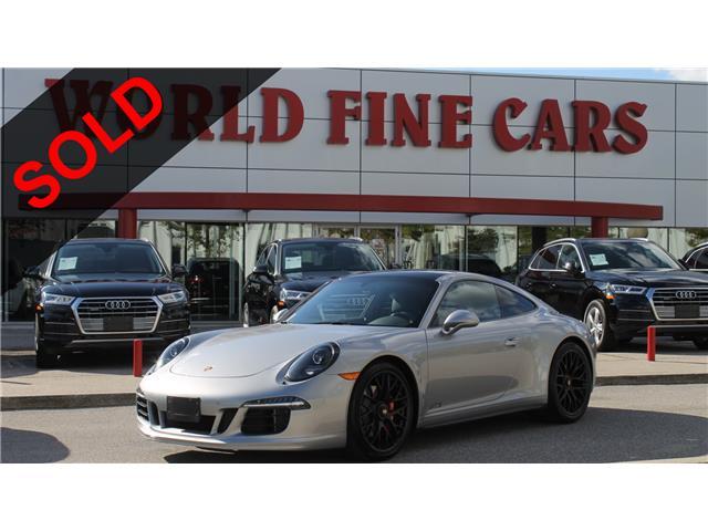 2016 Porsche 911 Carrera GTS (Stk: 17530) in Toronto - Image 1 of 1