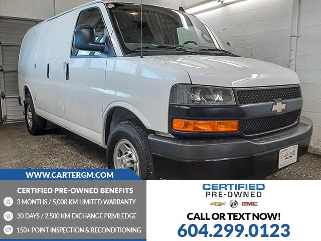 2020 Chevrolet Express 2500 Work Van (Stk: P9-63630) in Burnaby - Image 1 of 23