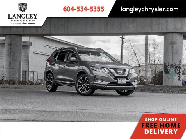 2017 Nissan Rogue SL Platinum (Stk: LC0654A) in Surrey - Image 1 of 20