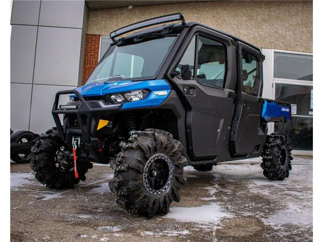 2021 Can-Am Defender MAX Limited HD10  (Stk: 37751) in SASKATOON - Image 1 of 9