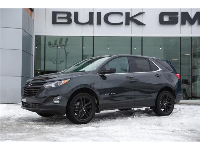 2021 Chevrolet Equinox LT (Stk: M0186) in Trois-Rivières - Image 1 of 44