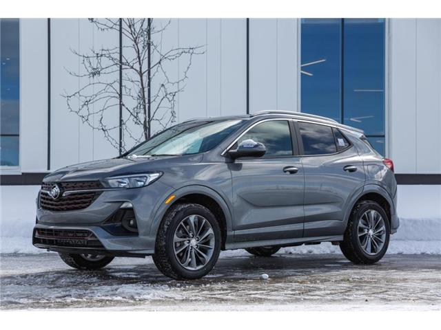 2021 Buick Encore GX Select (Stk: M0289) in Trois-Rivières - Image 1 of 28