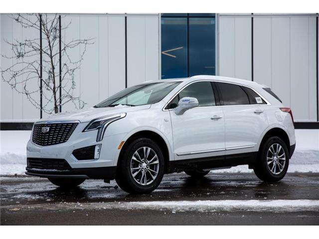 2021 Cadillac XT5 Premium Luxury (Stk: M0308) in Trois-Rivières - Image 1 of 28