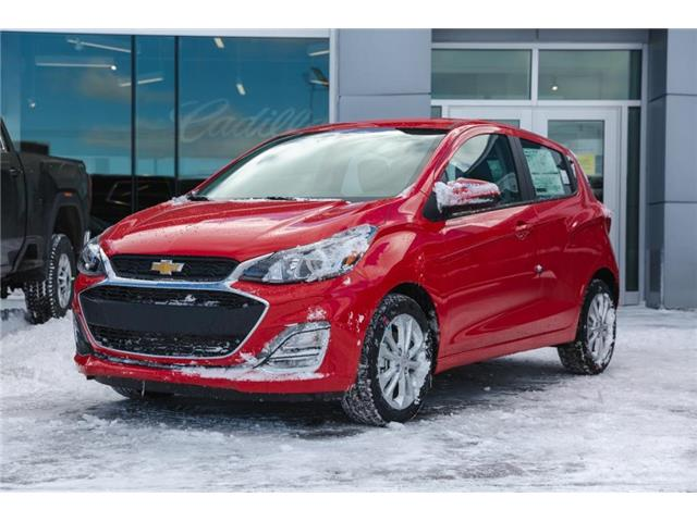 2021 Chevrolet Spark 1LT CVT (Stk: M0327) in Trois-Rivières - Image 1 of 24