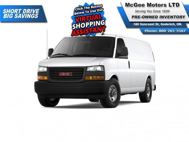 2019 GMC Savana 2500 Work Van (Stk: A294953) in Goderich - Image 1 of 4