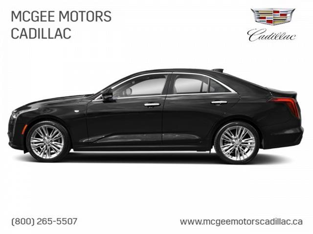 2020 Cadillac CT4 Sport (Stk: 154837) in Goderich - Image 1 of 1