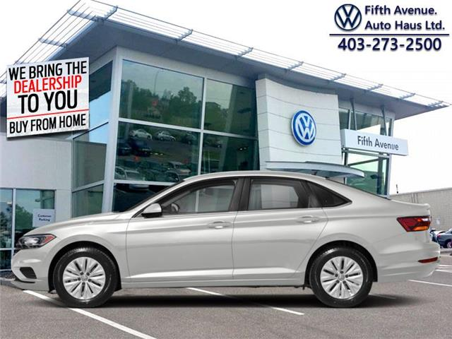 New 2021 Volkswagen Jetta Highline  - $194 B/W - Calgary - Fifth Avenue Auto Haus Ltd.
