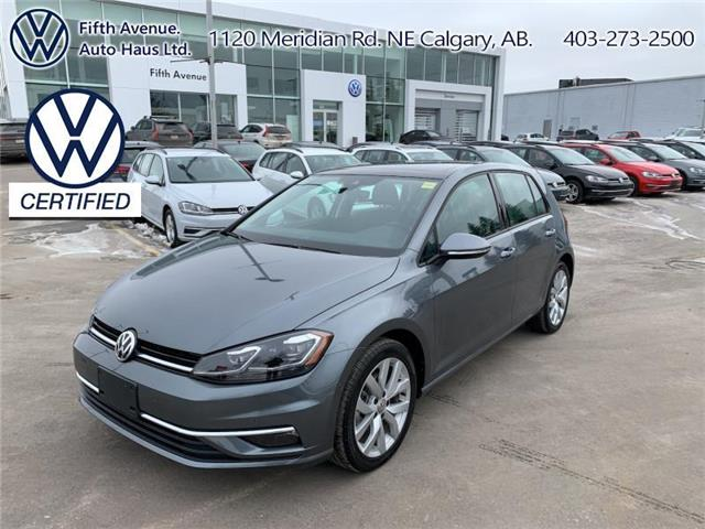 2019 Volkswagen Golf 1.4 TSI Execline (Stk: 3647) in Calgary - Image 1 of 27
