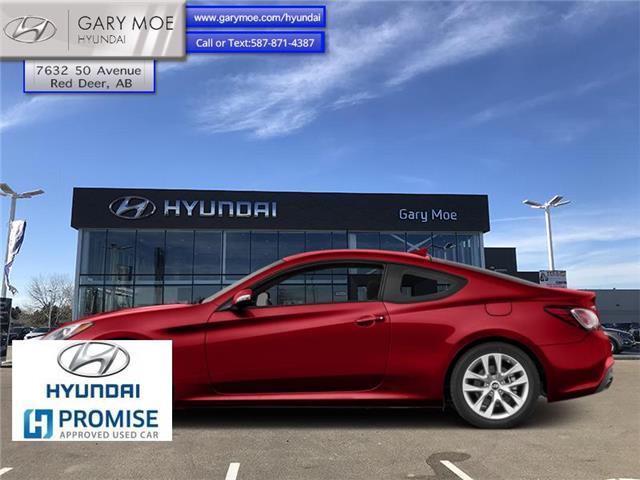 2016 Hyundai Genesis Coupe 3.8 Premium (Stk: HP8531) in Red Deer - Image 1 of 1