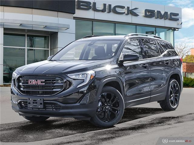 2021 GMC Terrain SLE (Stk: 153532) in London - Image 1 of 26
