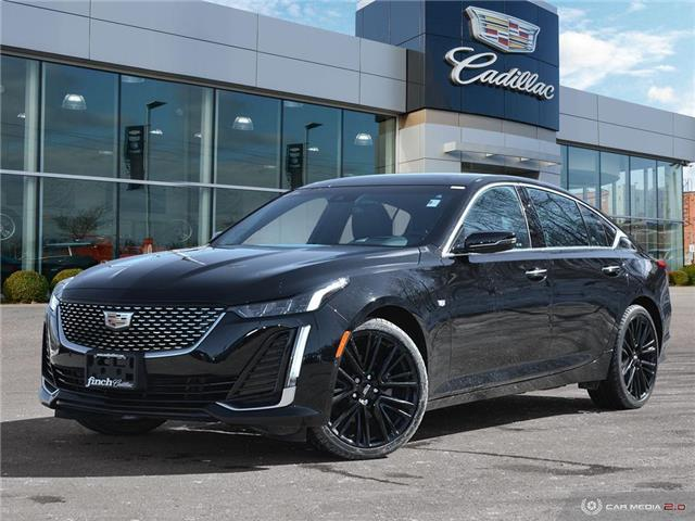 2021 Cadillac CT5 Premium Luxury (Stk: 152782) in London - Image 1 of 27
