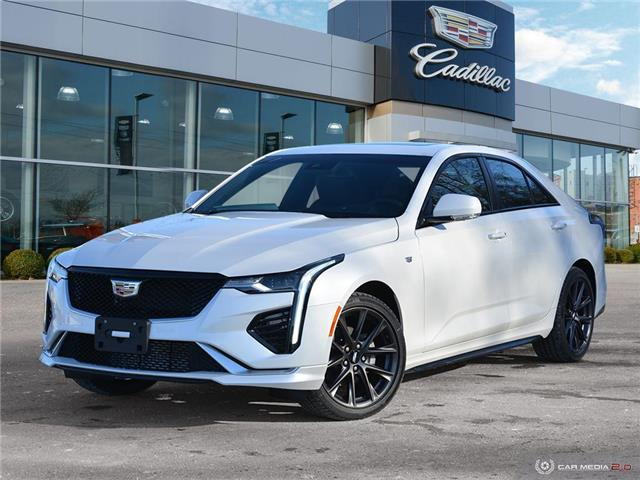 2021 Cadillac CT4 Sport (Stk: 153672) in London - Image 1 of 27