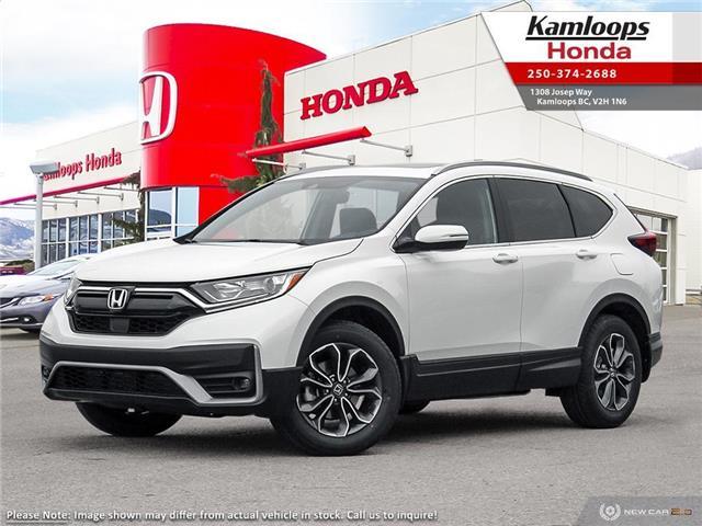 2021 Honda CR-V EX-L (Stk: N15227) in Kamloops - Image 1 of 23