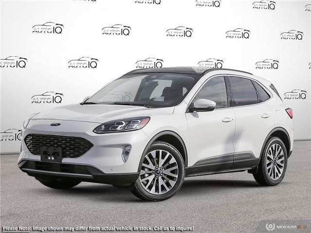 2020 Ford Escape Titanium (Stk: D100600) in Kitchener - Image 1 of 22