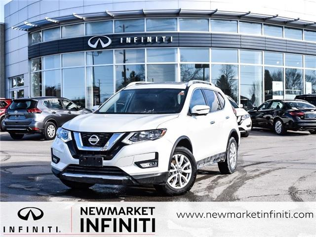 2017 Nissan Rogue SV (Stk: UI1471) in Newmarket - Image 1 of 23