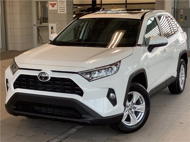 2021 Toyota RAV4 XLE (Stk: 22634) in Kingston - Image 1 of 27