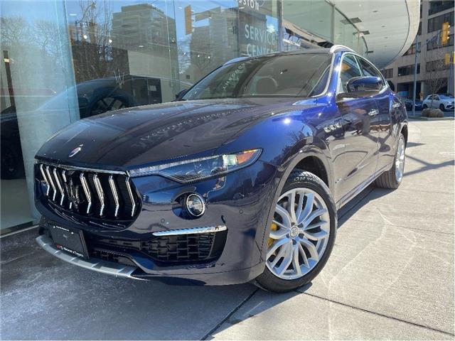 2021 Maserati Levante GranLusso (Stk: 84MA) in Toronto - Image 1 of 28