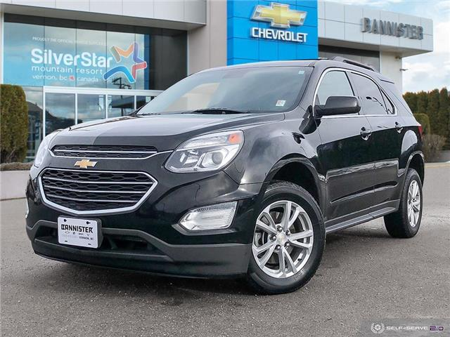 2016 Chevrolet Equinox LT (Stk: 21160A) in Vernon - Image 1 of 26