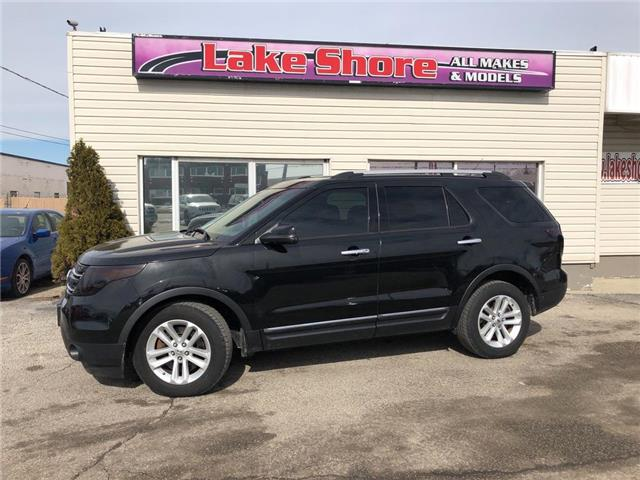 2014 Ford Explorer XLT (Stk: K9533-1) in Tilbury - Image 1 of 20
