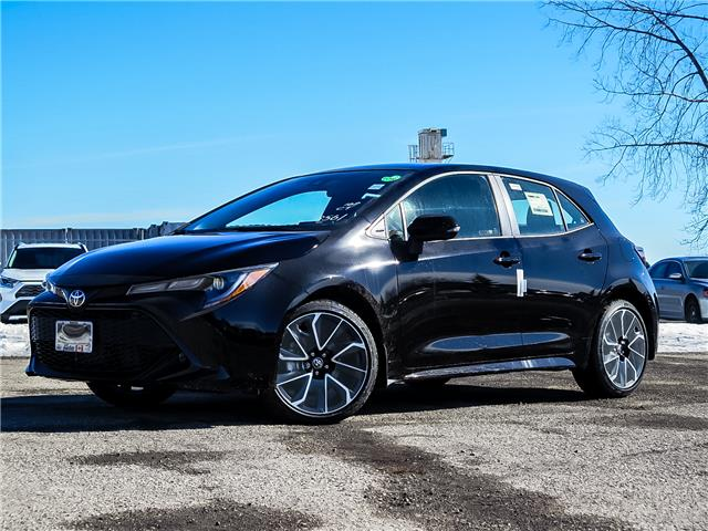 2021 Toyota Corolla Hatchback Base (Stk: 12044) in Waterloo - Image 1 of 18
