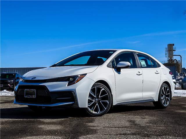2021 Toyota Corolla SE (Stk: 12043) in Waterloo - Image 1 of 19