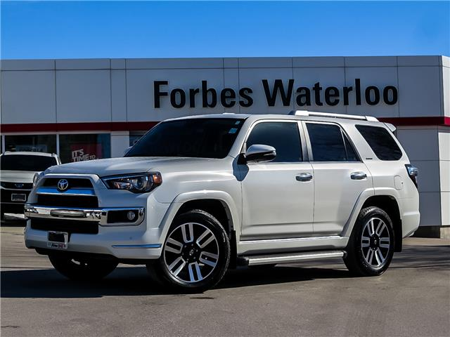 2018 Toyota 4Runner SR5 (Stk: 15217A) in Waterloo - Image 1 of 27
