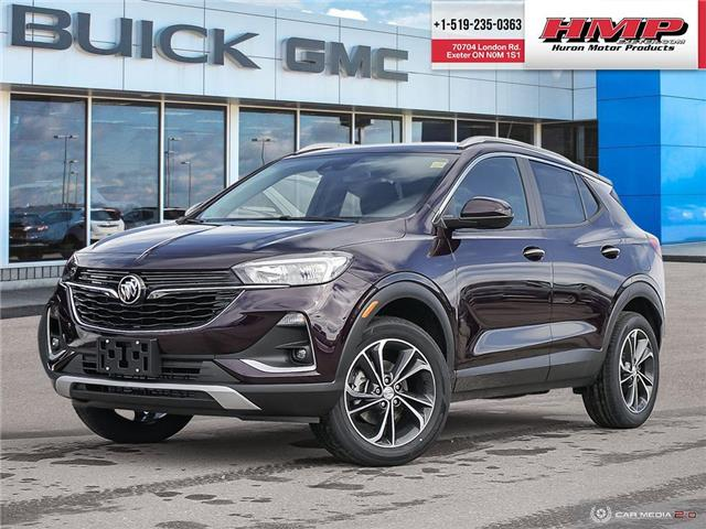 2021 Buick Encore GX Select (Stk: 89802) in Exeter - Image 1 of 27